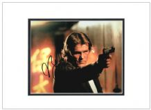 Nick Nolte Autograph Signed Photo - 48 Hours